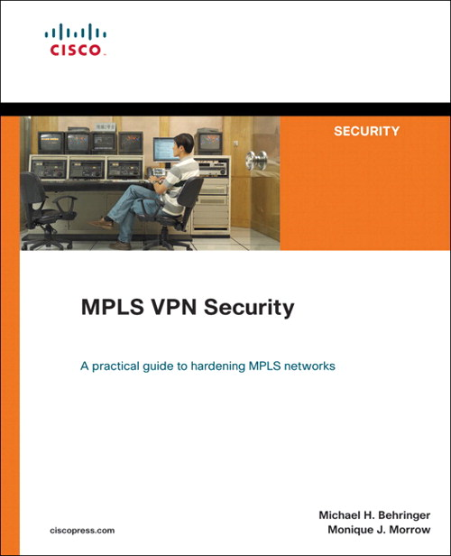 MPLS VPN Security