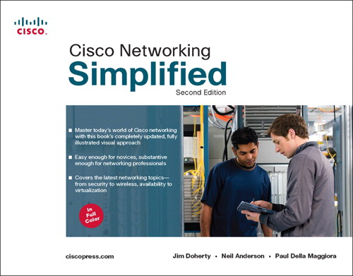 Cisco Networking Simplified, 2nd Edition