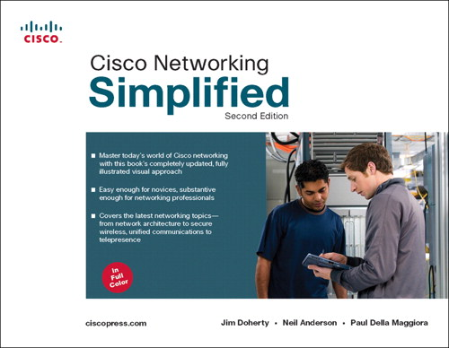 Cisco Networking Simplified, Safari Book