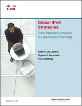 Global IPv6 Strategies: From Business Analysis to Operational Planning