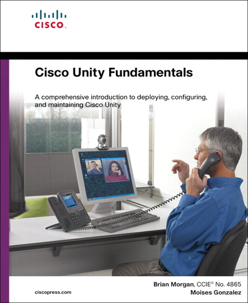 Cisco Unity Fundamentals (paperback)