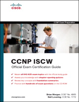 CCNP ISCW Official Exam Certification Guide, 3rd Edition