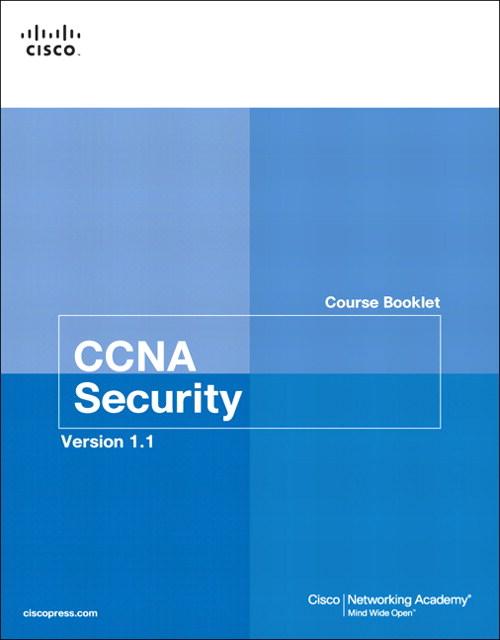 CCNA SECURITY BOOK