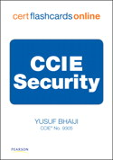 CCIE Security v3.0 Cert Flash Cards Online