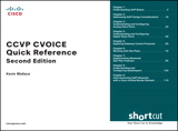 CCVP CVOICE Quick Reference, 2nd Edition