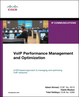 VoIP Performance Management and Optimization (paperback)