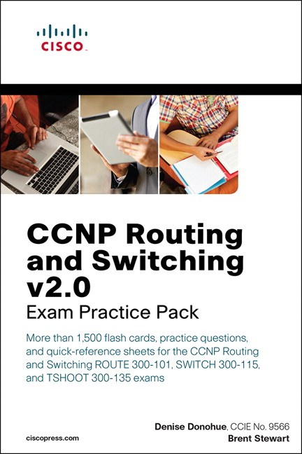 CCNP Routing and Switching v2.0 Exam Practice Pack