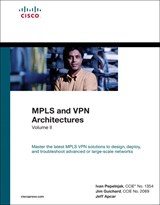 MPLS and VPN Architectures, Volume II (paperback)