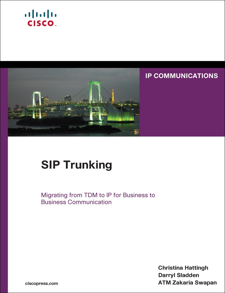 SIP Trunking (paperback)