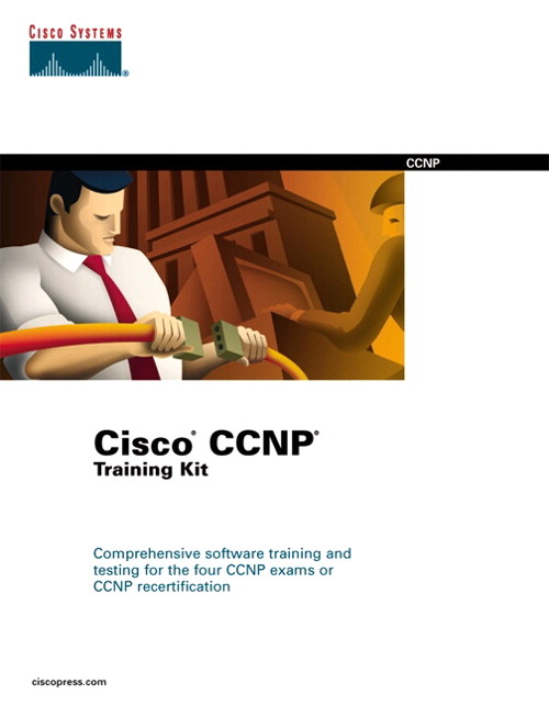 Cisco CCNP Training Kit
