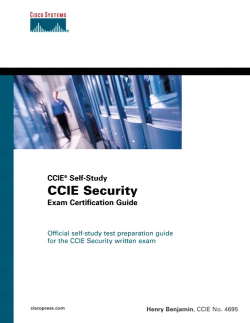 CCIE Security Exam Certification Guide (CCIE Self-Study)