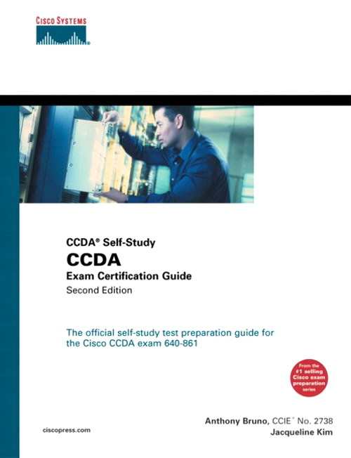 CCDA® Exam Certification Guide (CCDA Self-Study, 640-861)