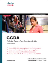 CCDA Official Exam Certification Guide (Exam 640-863), 3rd Edition