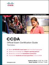 Ccda Official Exam Certification Guide Exam 640 863 3rd border=