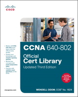 CCNA 640-802 Official Cert Library, Updated, 3rd Edition