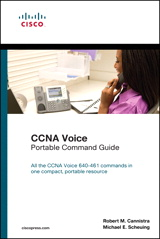 CCNA Voice Portable Command Guide
