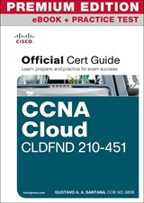 CCNA Cloud CLDFND 210-451 Official Cert Guide Premium Edition eBook and Practice Test