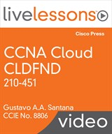 CCNA Cloud CLDFND 210-451 LiveLessons