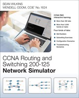 Cisco CCNA Routing and Switching 200-125 Network Simulator