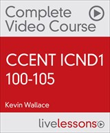 CCENT ICND1 100-105 Premium Edition Complete Video Course