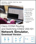Cisco CCNA Routing and Switching ICND2 200-101 Network Simulator