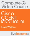 Cisco CCENT ICND1 100-101 Complete Video Course