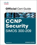 CCNP Security SIMOS 300-209 Foundation Learning Guide