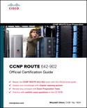 CCNP ROUTE 642-902 Official Cert Guide