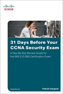 31 Days Before Your CCNA Security 210-260 Exam