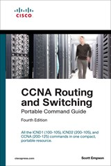 Cisco CCNA Routing and Switching 200-125 Portable Command Guide